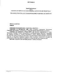 proiect - Ministerul Sănătăţii