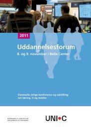 Uddannelsesforum 2011 - Emu