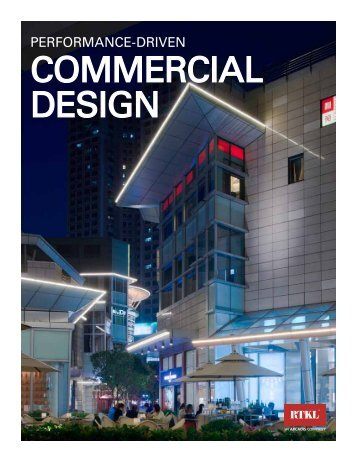 commercial design - RTKL