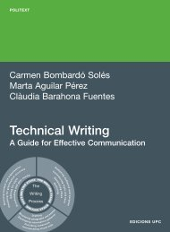 Technical Writing - e-BUC