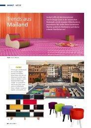 Trends aus Mailand