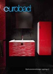 Eurobad – Produktkatalog/prislista 2012 PDF, 5 MB