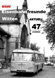 Download als PDF (Groß! 20,2 MB) - Eisenbahnfreunde Witten