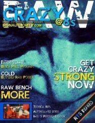 Crazy@8s RAW - Iron Authority