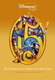 Dit is het jaar om je dromen uit te laten komen - Disneyland® Paris