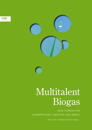 Artikel - Multitalent Biogas