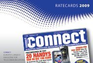 RATECARDS 2009