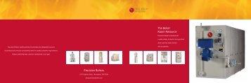 PRECISION BOILERS The Boiler Room Resource Precision Boilers