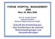 Prof. Dr. Rudolf Schmid - Vinzenz Gruppe