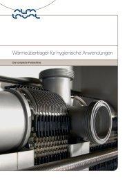 Wärmeübertrager für hygienische Anwendungen.pdf - Alfa Laval