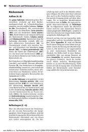 Thieme: Taschenatlas Anatomie, Band 3 - Georg Thieme Verlag