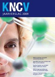 KNCV-Jaarverslag 2009