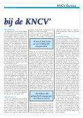 KNCV-Jaarverslag 2009 - Page 5