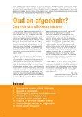 FORUMmagazine zomer 2008, jaargang 3 - archief van www.forum.nl - Page 2