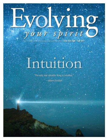 September 2011 - Evolving Your Spirit