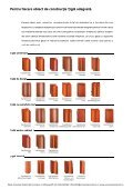 Sortimente de ţigle ceramice de acoperiş - Iftode Universal SNC - Page 7