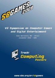 Proceedings SBGames 2008 - Posters - PUC Minas