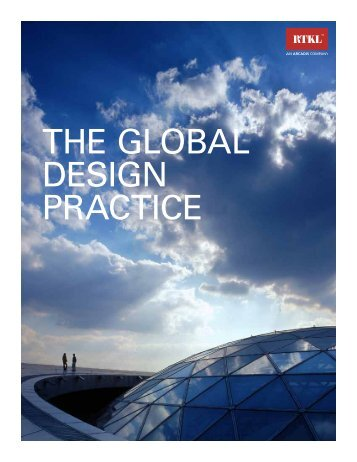 the global design practice - RTKL