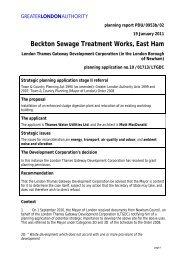 Beckton Sewage Treatment Works report PDF - Greater London ...