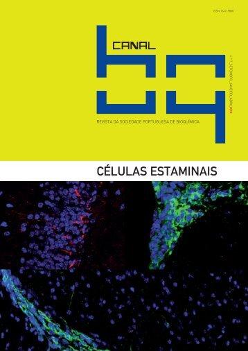 CÉLULAS ESTAMINAIS - Canal BQ - SPB