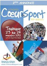 Le programme - Club des Cardiologues du Sport