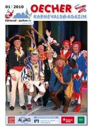 Erleben Sie die Highlights des Aachener Karnevals