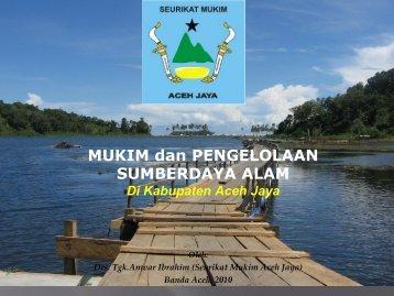Seurikat Mukim Aceh