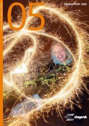 ÅRSRAPPORT 2005 - Skagerak Energi AS