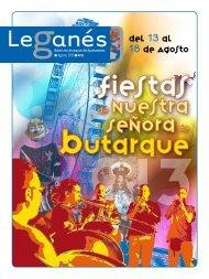 Programa Completo - Ayuntamiento de Leganés