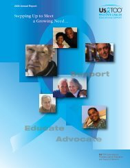 2006 Annual Report - US TOO International