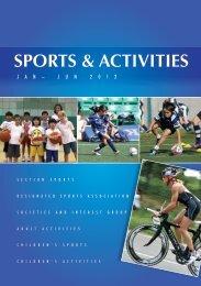 SPORTS & ACTIVITIES - Hong Kong Football Club