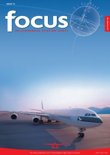 Issue 72 - UK Flight Safety Committee