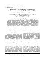 the investigation of the effect of computer-assisted instruction on ...