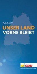 2011-02-08-GFK-Karte-10 gute Gründe.indd - CDU Baden ...