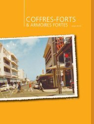 COFFRES-FORTS - Office Plus