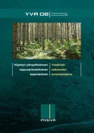 Ympäristövaikutusten arviointiohjelma - Posiva