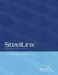 Concrete Accessories Catalog - BlueLinx