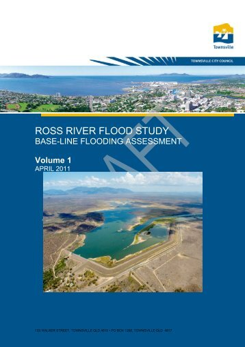 Volume 1 - Townsville City Council
