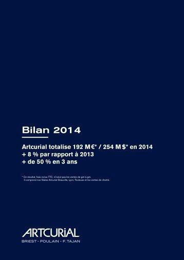 cp-Artcurial-bilan-2014