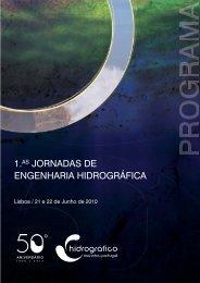LivroResumos:Layout 1.qxd - Instituto Hidrográfico