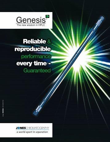 Genesis - Hplc.eu