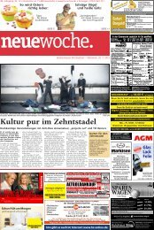 Kultur pur im Zehntstadel - Heidenheimer Zeitung
