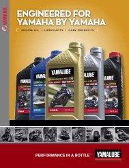 Yamalube - Yamaha