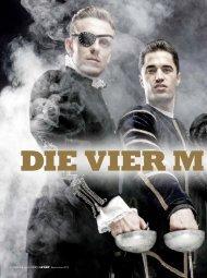 vier Musketiere - Heinzer, Max
