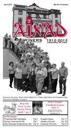 SHRINERS 1912-2012 - Ainad Shriners