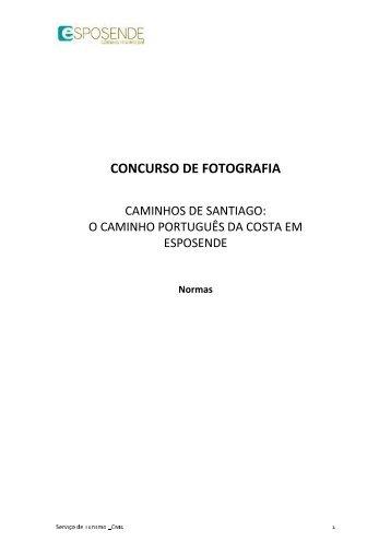 CONCURSO DE FOTOGRAFIA - Visite Esposende