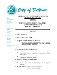Agenda May 20, 2013.pdf - City of Deltona, Florida