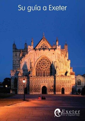 Su guía a Exeter - Heart of Devon