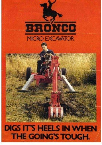 PDF of the Bronco sales brochure