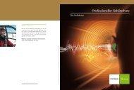 Die Kollektion Professioneller Gehörschutz - Phonak Communications